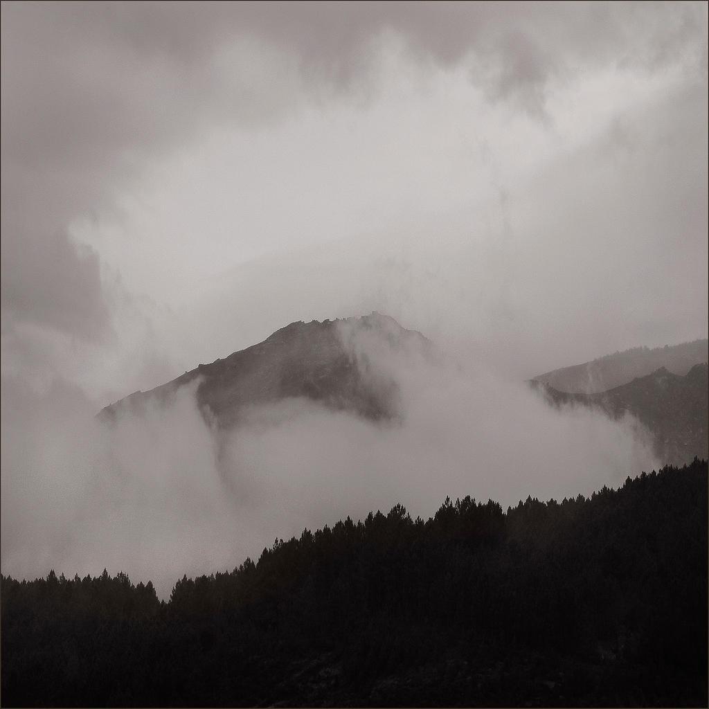 Misty Landscape by JoseMelim