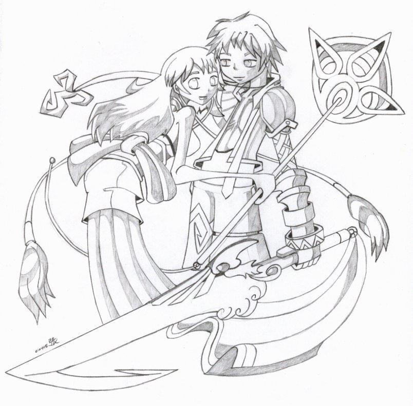 Final Fantasy Vii Coloring Pages | Final fantasy vii, Final ... | 792x804