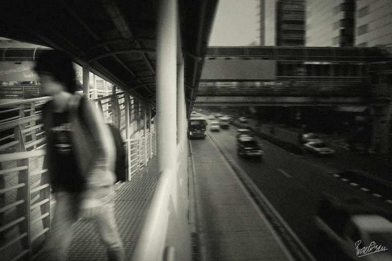 ...In a hurry... by ditya