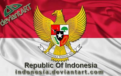 Republic Of Indonesia dev.id by ditya