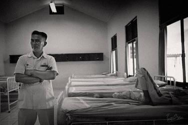 Mental Nurse Hospital by ditya