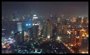 Night Over Jakarta 3 by ditya