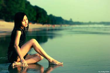 Beautiful Sunny Day by ditya