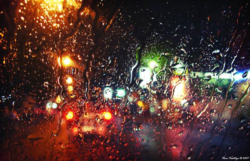 Tears And Rain.... by ditya