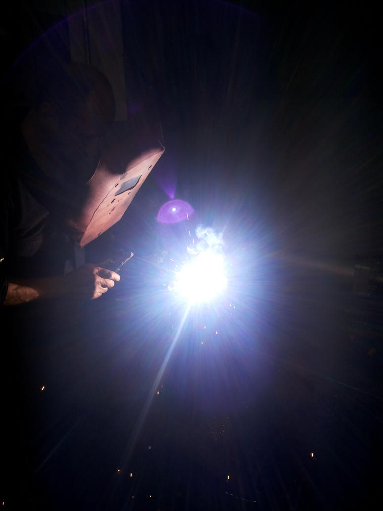 Welding by mbican