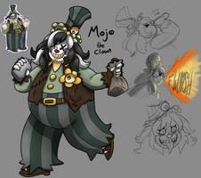 Mojo the Clown