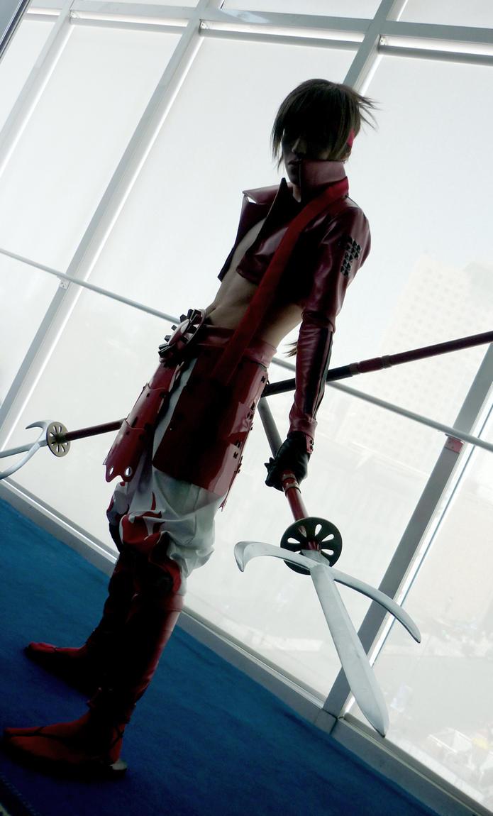 Sanada Yukimura Cosplay by Uchiha-Joey