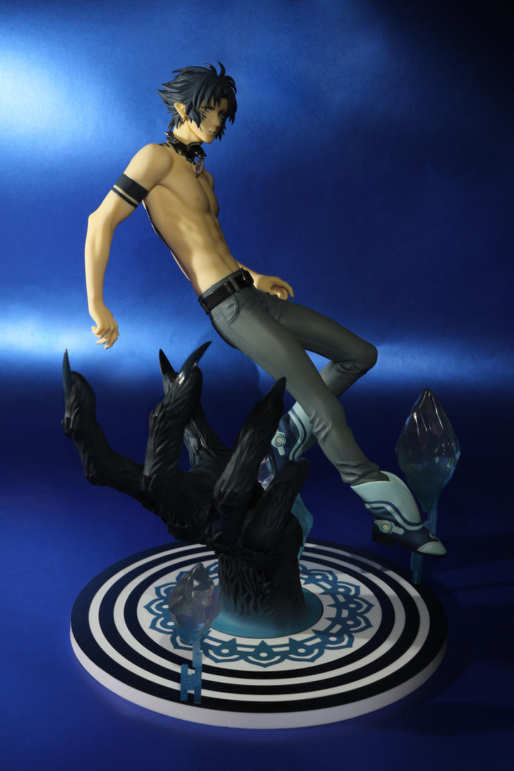 Ren DRAMAtical Murder Figure by Uchiha-Joey