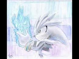 silver the hedgehog by ColorfulCatCreep