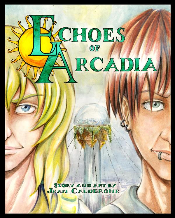 EoA Thesis Comic Cover