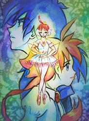 Princess Tutu by Elf-chuchu