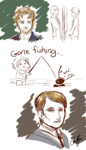 Hannibal Sketches