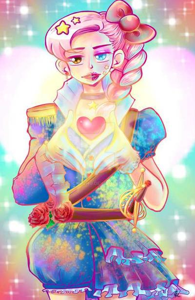 Warrior of Love by Elf-chuchu