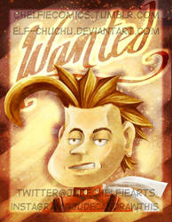 Lloyd Wanted Poster by Elf-chuchu