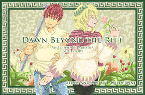 Echoes of Arcadia - Dawn Beyond the Rift