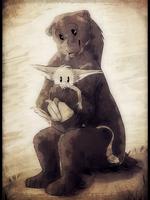 :JerBear: Care Bear. by Nezisa-Aksem