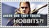 To Isengard by StarkArya