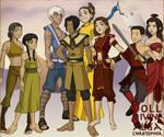 Avatar OC's 1