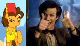 THE DOCTOR APPROVES OF THIS by GodsGirlRachel