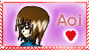 Aoi Stamp by Astralstonekeeper