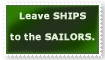Ship Stamp by Astralstonekeeper