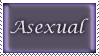 Asexual stamp by Astralstonekeeper