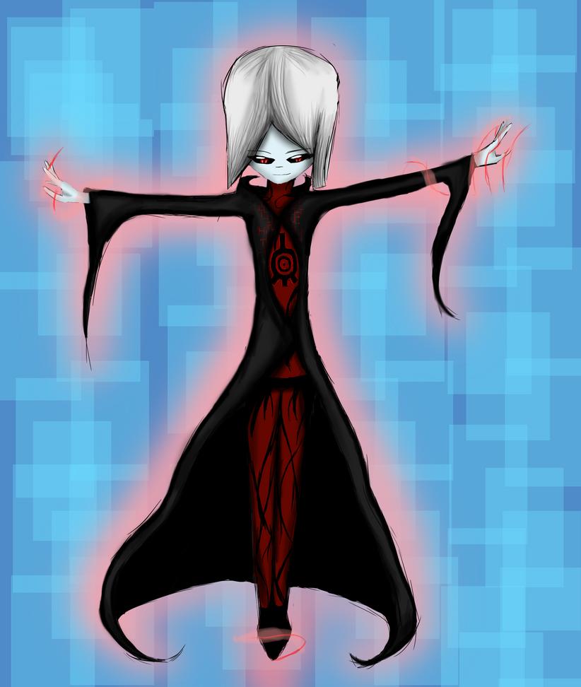 X.A.N.A.: Lyoko- by Astralstonekeeper on DeviantArt