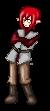 Blind pixel by Astralstonekeeper