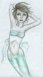 Very Very sexy Mermaid