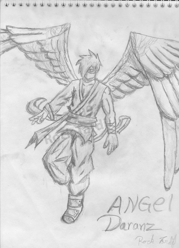 Angel Daranz by Hanayuki-hime