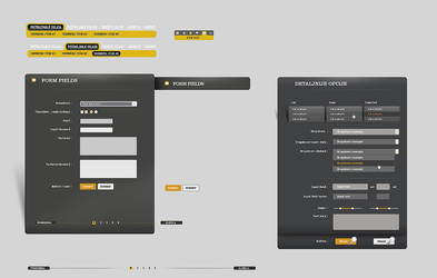Web Form Elements by sniperyu