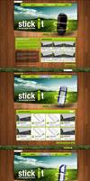 USB Shop Stick-IT