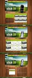 USB Shop Stick-IT by sniperyu