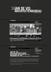 Jan De Vis ARCHITECTENBUREAU by sniperyu
