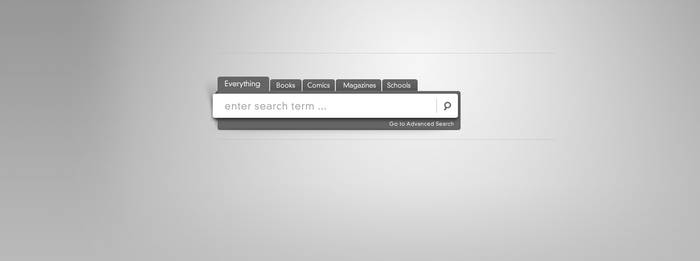 Searchbox Concept