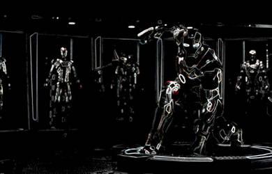 IronMan Stance