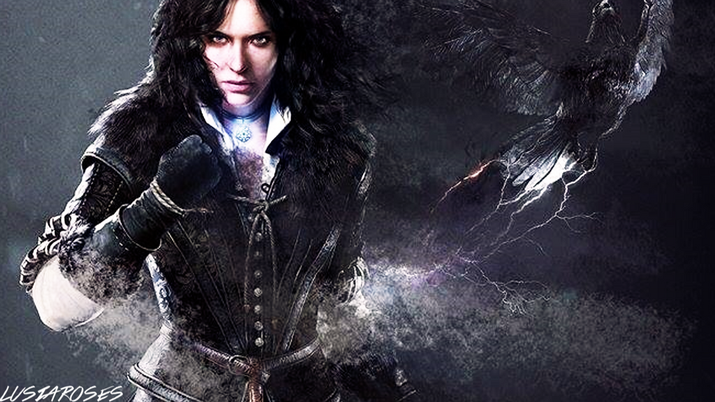 Yennefer | The Witcher 3 by LusiaRoses