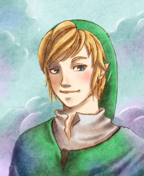 Link by Marine-chan