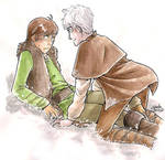 ...can you get off me now? - Hiccup and Jack