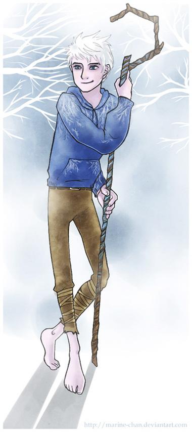 Frosty by Mahogany-Fay