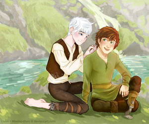Braids - Jack+Hiccup - collab with Livori