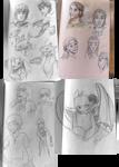 Httyd2 doodles batch