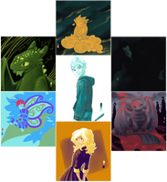 Color palette meme 02