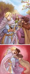 The Prince's wedding by Mahogany-Fay