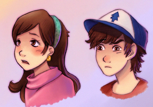 Mystery twins! by Mahogany-Fay