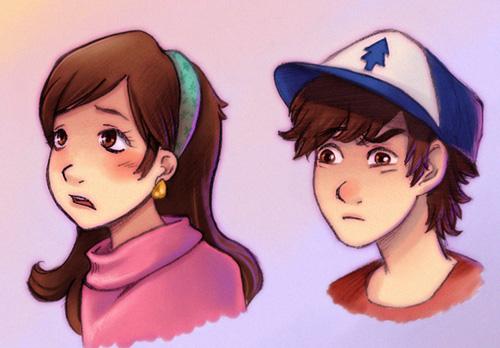 Mystery twins! by Mahogany-Fay