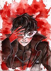 Persona 5 - Joker by Mahogany-Fay