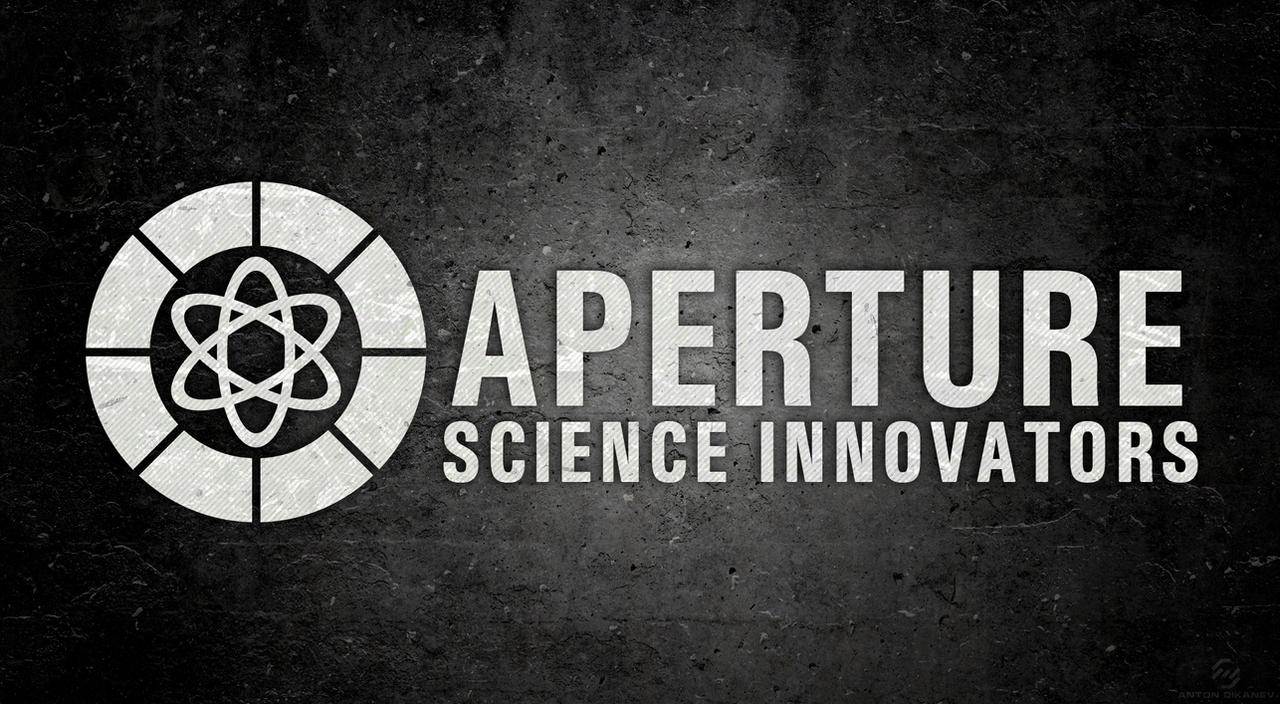 Aperture Science Innovators by O-X-I-D