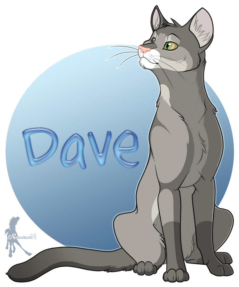 Dave Badge by faithandfreedom