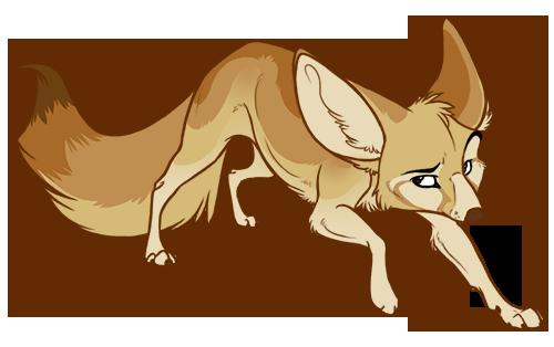 Fennec Fox for Un-Divided by faithandfreedom